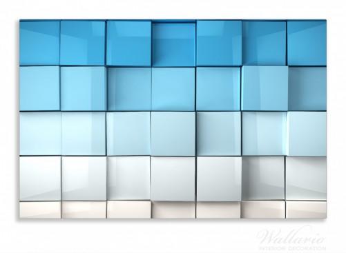 herdabdeckplatte blau wei e kisten schachteln muster k chen accessoires herdabdeckplatten aus. Black Bedroom Furniture Sets. Home Design Ideas