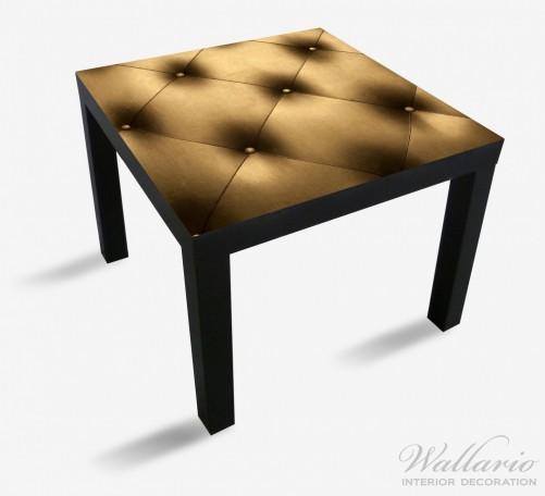 m belfolie goldene ledert r ikea m belfolien lacktisch. Black Bedroom Furniture Sets. Home Design Ideas